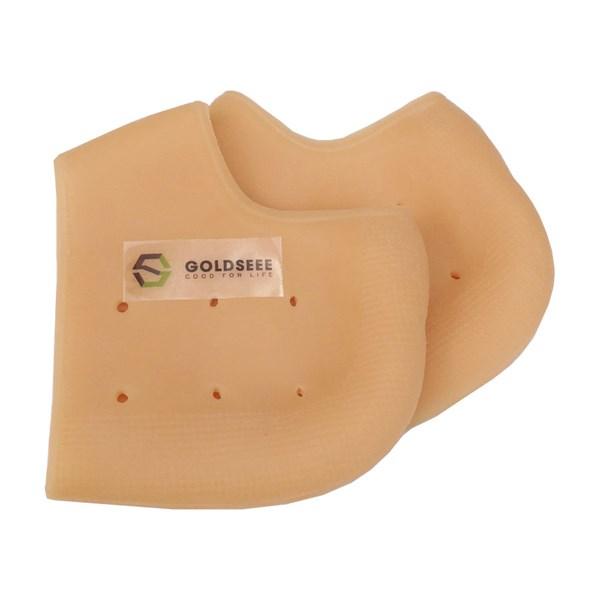 Đôi vớ silicone dưỡng ẩm và bảo vệ gót chân tiện ích GS0060