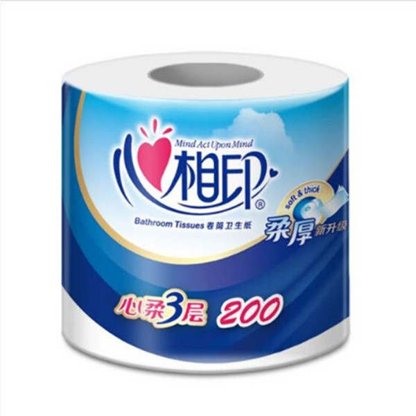 Hearts of the toilet paper core rolls of high grams of the heart of the soft series of roll paper 3 layer 200g * 27 volumes (FCL sales / new and... - 1273276 , 6278714827181 , 62_11143833 , 941000 , Hearts-of-the-toilet-paper-core-rolls-of-high-grams-of-the-heart-of-the-soft-series-of-roll-paper-3-layer-200g-27-volumes-FCL-sales--new-and...-62_11143833 , tiki.vn , Hearts of the toilet paper core r