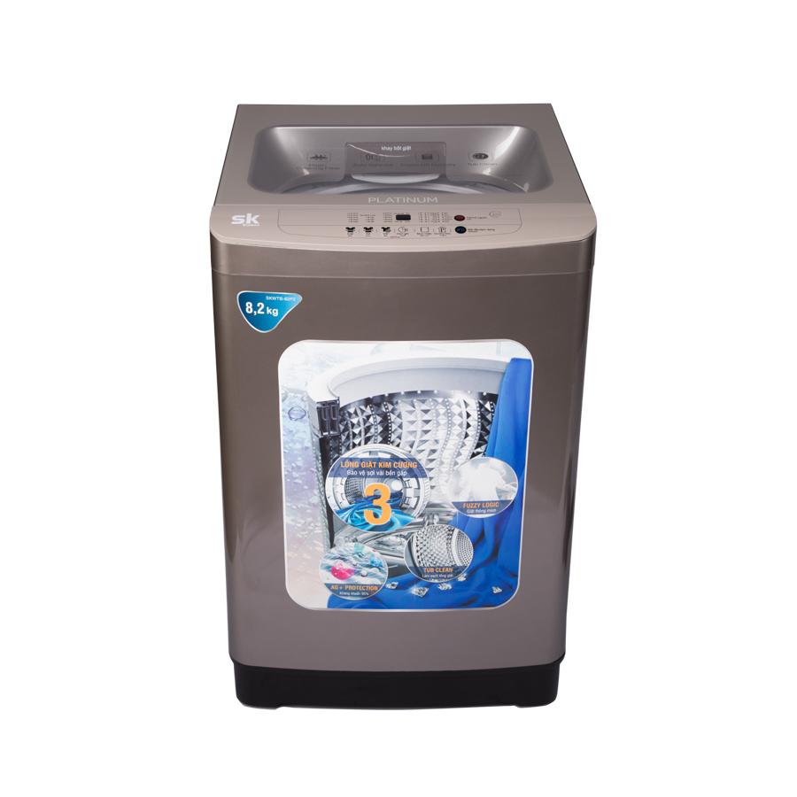 Máy giặt lồng đứng P2 9.2kg SK Sumikura - Hàng Nhập Khẩu - 1833075 , 4452888208966 , 62_13720629 , 6700000 , May-giat-long-dung-P2-9.2kg-SK-Sumikura-Hang-Nhap-Khau-62_13720629 , tiki.vn , Máy giặt lồng đứng P2 9.2kg SK Sumikura - Hàng Nhập Khẩu