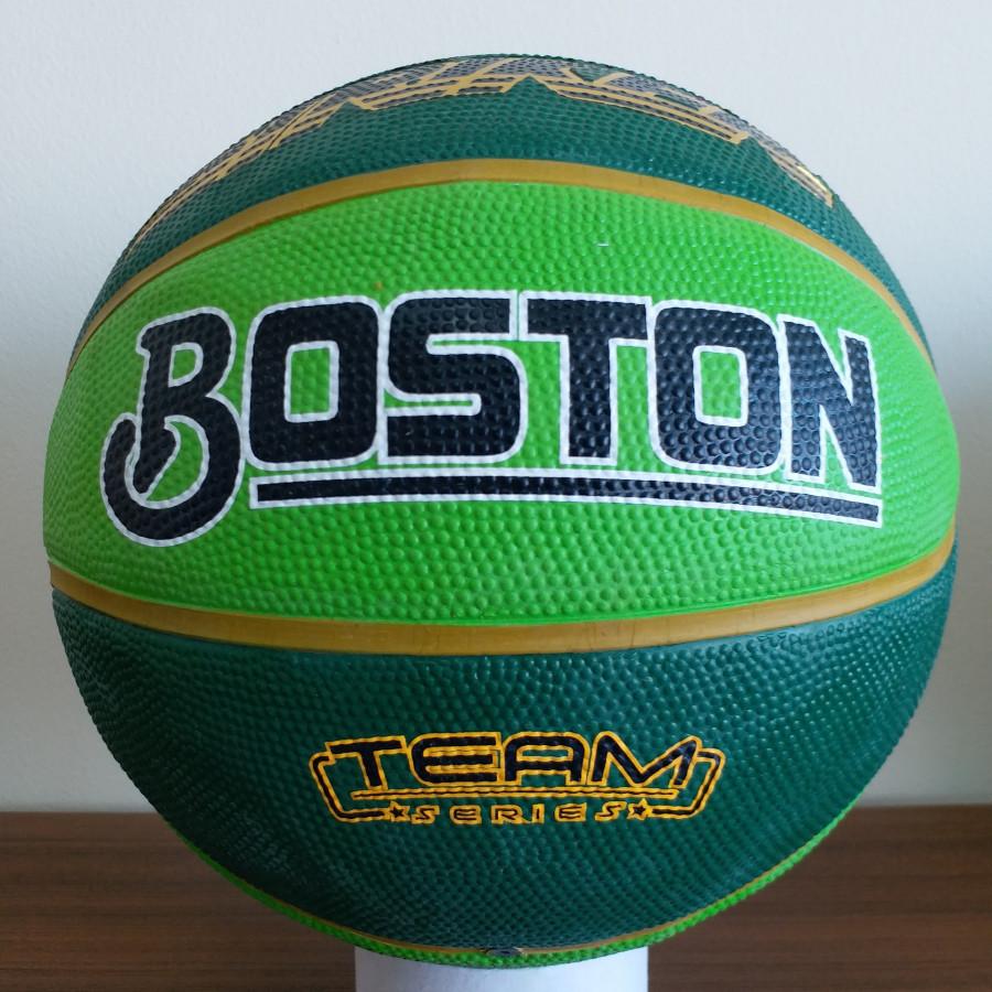 Quả bóng rổ cao su Spalding NBA nhiều màu