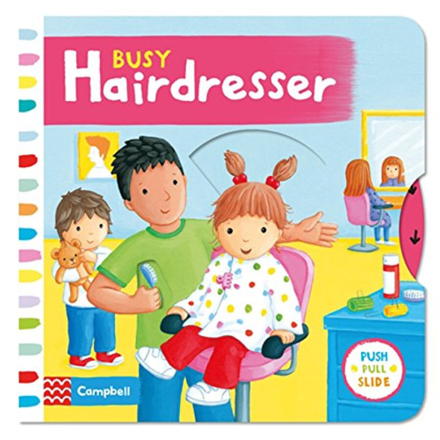 Busy Hairdresser