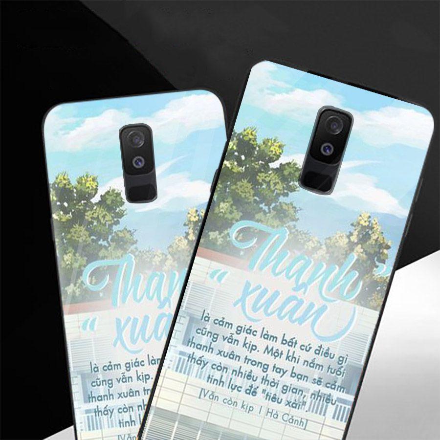 Ốp kính cường lực dành cho điện thoại Samsung Galaxy A8 2018/A5 2018 - J2 Core - A6 Plus - bìa sách ngôn tình - tinh027 - 863177 , 5292033417640 , 62_14820507 , 209000 , Op-kinh-cuong-luc-danh-cho-dien-thoai-Samsung-Galaxy-A8-2018-A5-2018-J2-Core-A6-Plus-bia-sach-ngon-tinh-tinh027-62_14820507 , tiki.vn , Ốp kính cường lực dành cho điện thoại Samsung Galaxy A8 2018/A5 2018 -