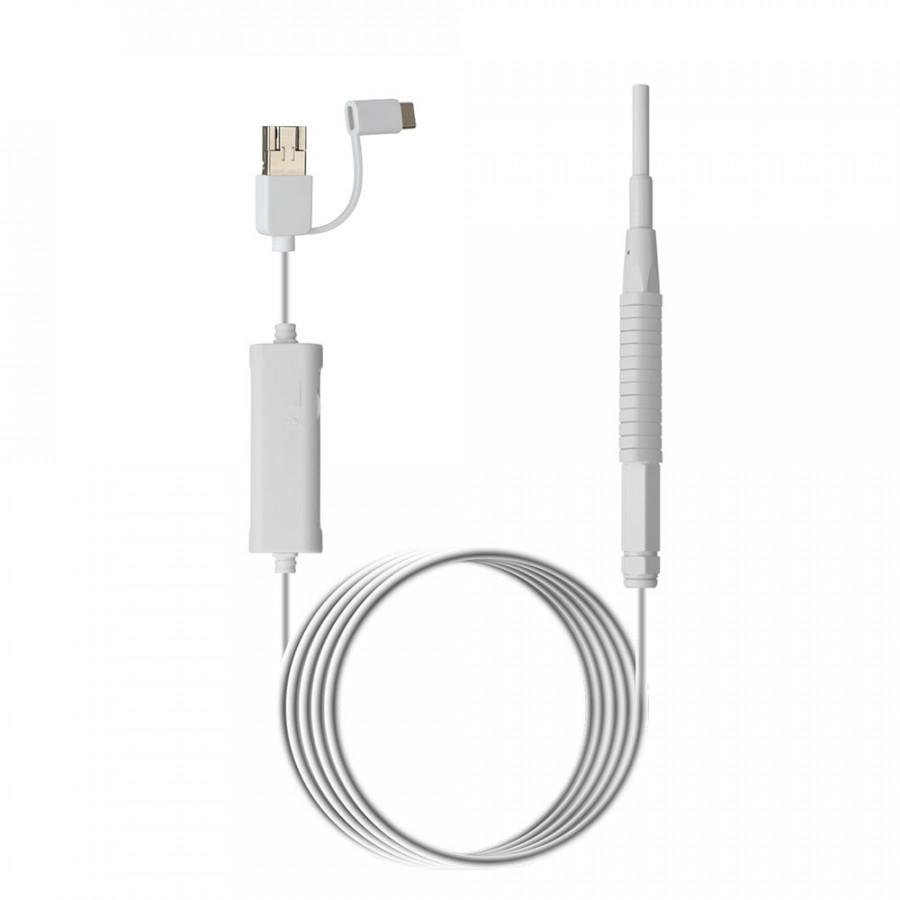 In-Ear Cleaning Endoscope Ear Cleaning Endoscope Multifunctional Ear Spoon USB Endoscope Visual Earpick Endoscope HD Type-C/USB