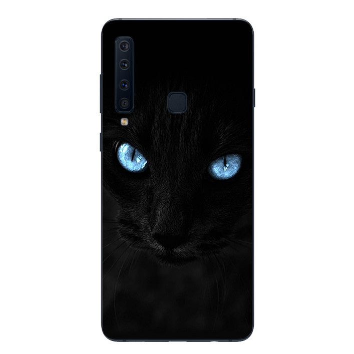 Ốp lưng Dẻo Cho Samsung Galaxy A9 2018 - Hắc Miu