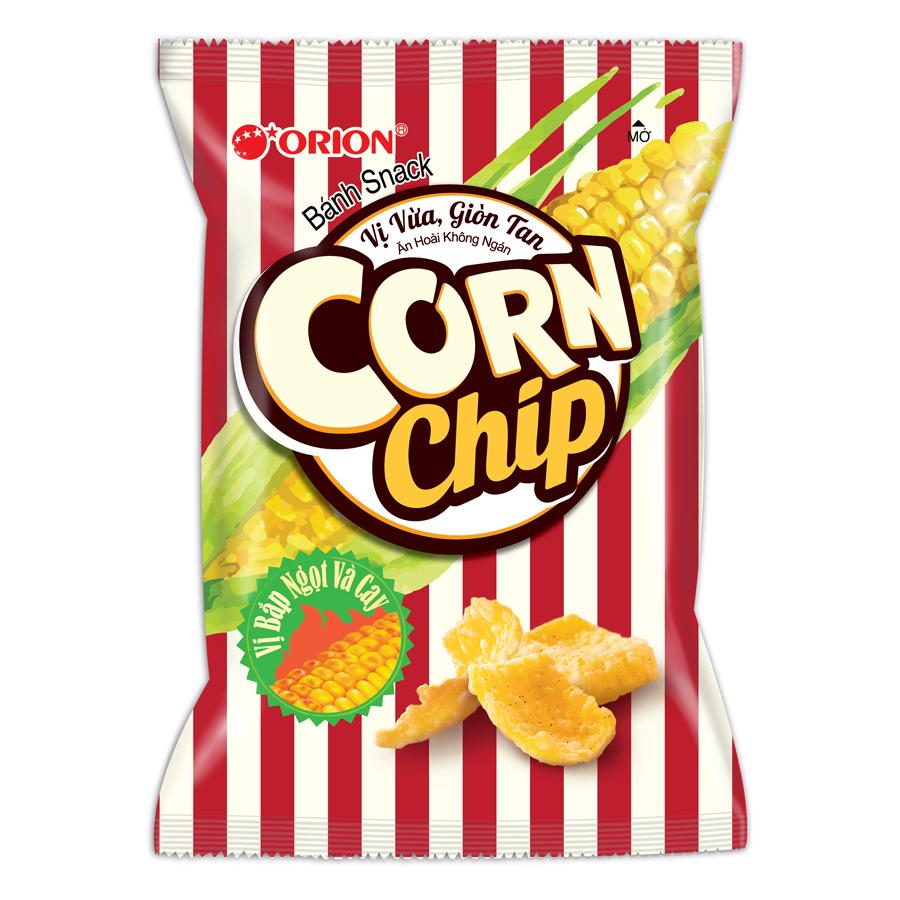 Snack Corn Chip Vị Bắp Ngọt Và Cay (35g) - Giao mẫu ngẫu nhiên - 7911540 , 8936036024166 , 62_8164203 , 5000 , Snack-Corn-Chip-Vi-Bap-Ngot-Va-Cay-35g-Giao-mau-ngau-nhien-62_8164203 , tiki.vn , Snack Corn Chip Vị Bắp Ngọt Và Cay (35g) - Giao mẫu ngẫu nhiên