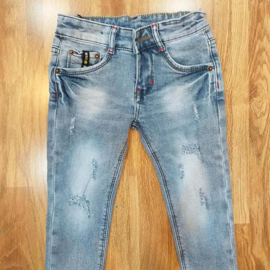 Quần jean dài bé trai 011150