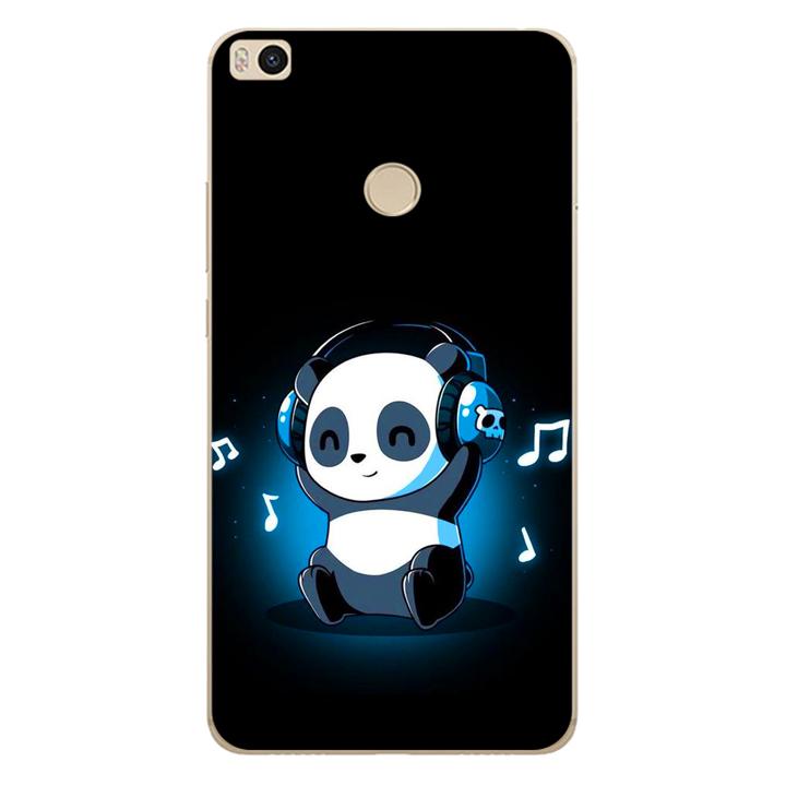 Ốp lưng dẻo cho điện thoại Xiaomi Mi Max 2_Panda 05