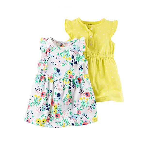 Váy hoa BAby Girl Carter