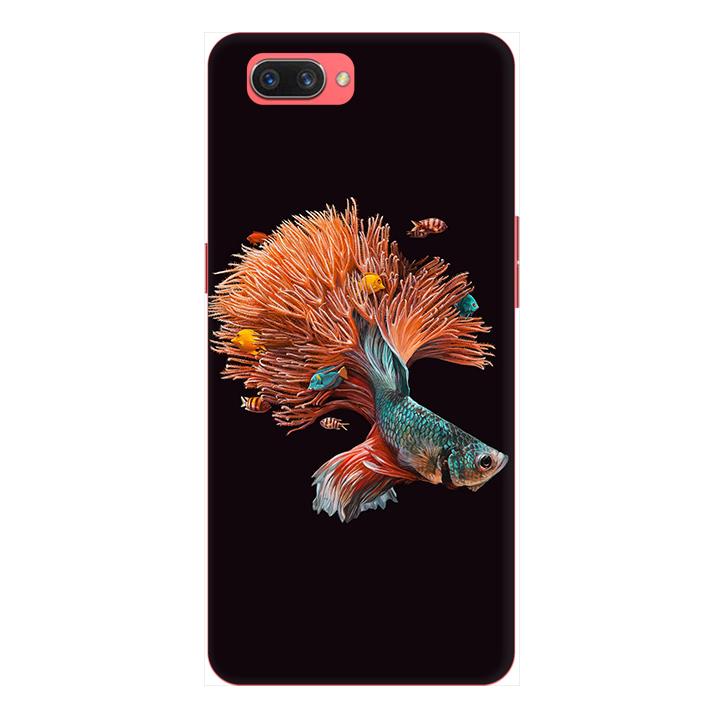 Ốp lưng điện thoại Realme C1 hình Cá Betta Mẫu 1