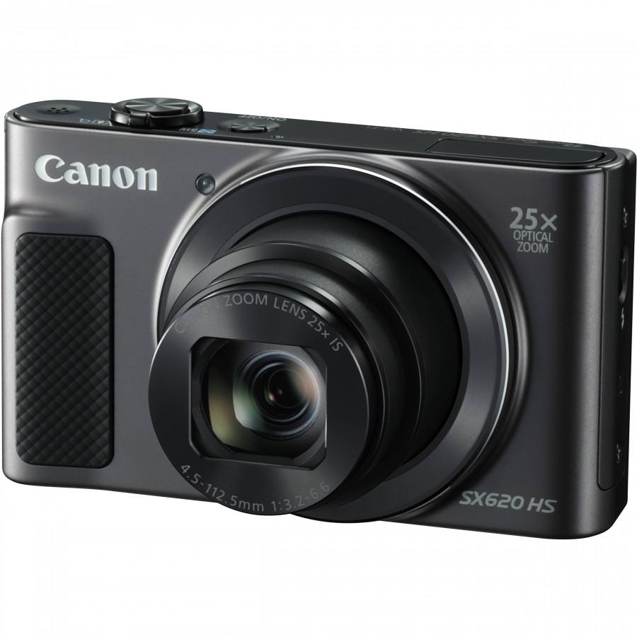 Máy Ảnh Canon SX620 HS (Tặng Thẻ 16GB + Tấm Dán LCD) - Hàng Nhập Khẩu