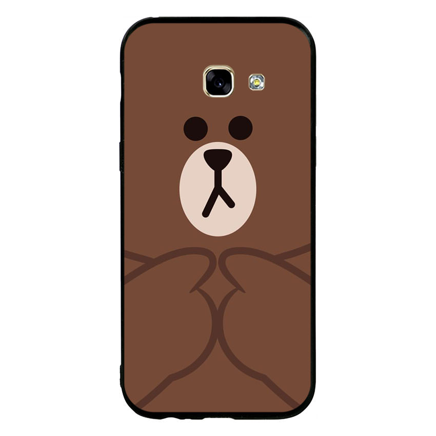 Ốp lưng nhựa cứng viền dẻo TPU cho điện thoại Samsung Galaxy A5 2017 - Brown 09 - 9535771 , 1733359812305 , 62_19530443 , 126000 , Op-lung-nhua-cung-vien-deo-TPU-cho-dien-thoai-Samsung-Galaxy-A5-2017-Brown-09-62_19530443 , tiki.vn , Ốp lưng nhựa cứng viền dẻo TPU cho điện thoại Samsung Galaxy A5 2017 - Brown 09