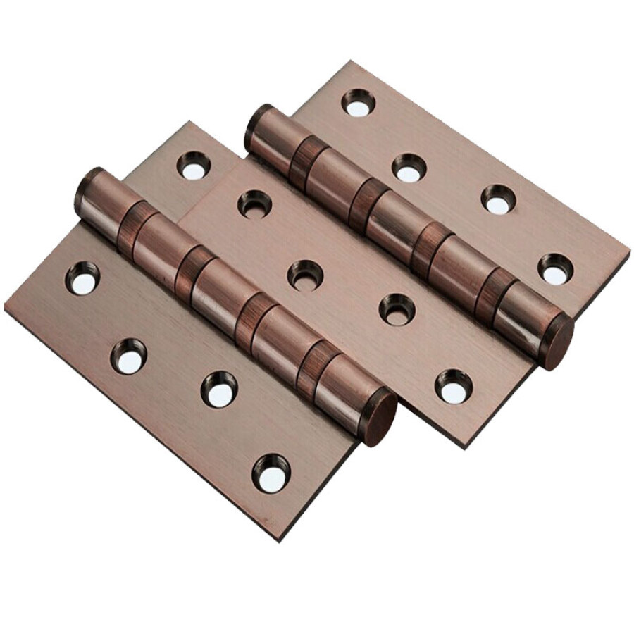 Yuhuaze Two pieces of stainless steel hinge flattened and unmoved silent bearings indoor door rust-proof hinge red bronze - 1475241 , 4382849137885 , 62_10462081 , 262000 , Yuhuaze-Two-pieces-of-stainless-steel-hinge-flattened-and-unmoved-silent-bearings-indoor-door-rust-proof-hinge-red-bronze-62_10462081 , tiki.vn , Yuhuaze Two pieces of stainless steel hinge flattened a
