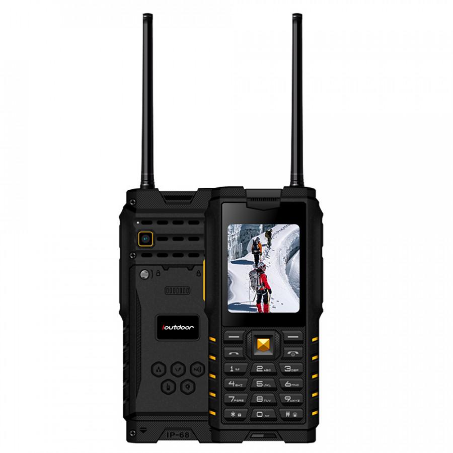 ioutdoor T2 Feature Mobile Phone IP68 Waterproof 2 Way Radio Walkie Talkie Intercom Tri-proof 2G GSM MP3 Rugged - 2276442 , 1888210661513 , 62_14595549 , 1345000 , ioutdoor-T2-Feature-Mobile-Phone-IP68-Waterproof-2-Way-Radio-Walkie-Talkie-Intercom-Tri-proof-2G-GSM-MP3-Rugged-62_14595549 , tiki.vn , ioutdoor T2 Feature Mobile Phone IP68 Waterproof 2 Way Radio Walkie T