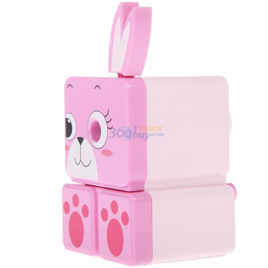 Miki (SUNWOOD) 5131 Lunar New Year Rabbit Pencil Sharpener / Pencil Sharpener / Pencil Sharpener / Pencil Sharpener
