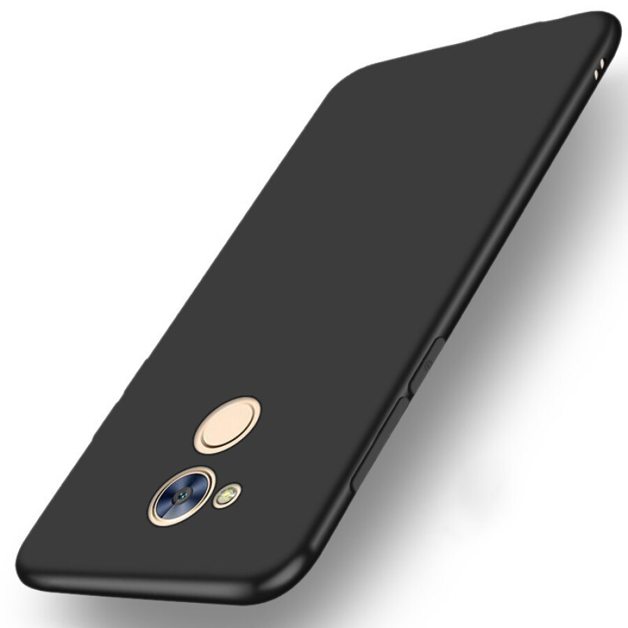 Ốp Lưng Silicon Bảo Vệ Điện Thoại Huawei 6A KOLA - Đen