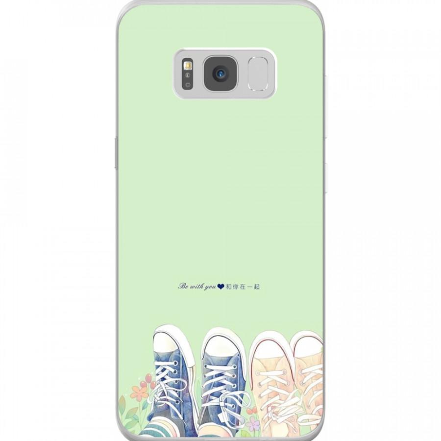 Ốp Lưng Cho Điện Thoại Samsung Galaxy S8 - Mẫu 549