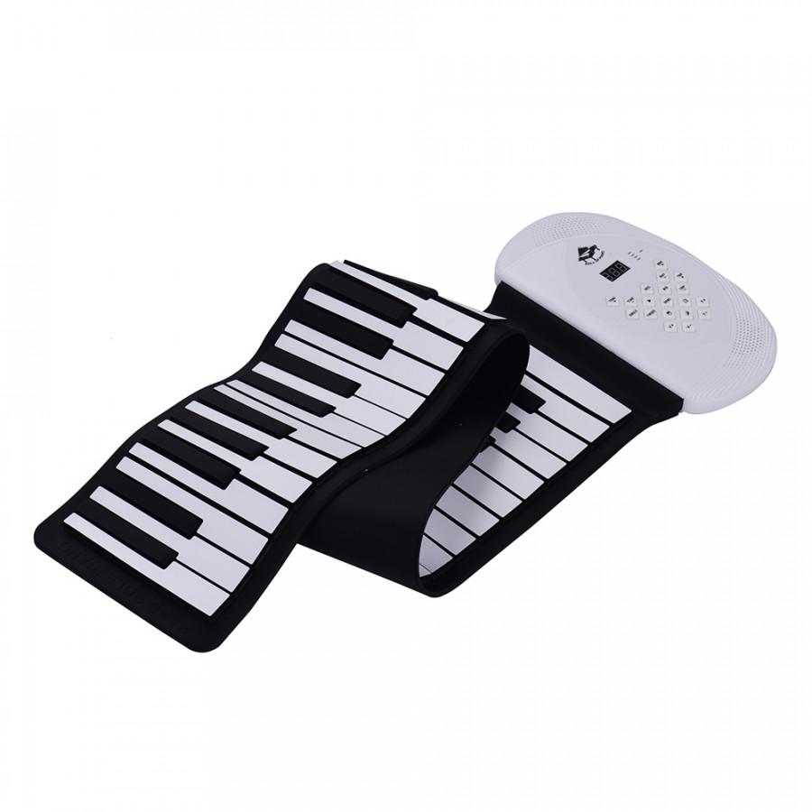 Bàn Phím Piano Silicon Cuộn Tích Hợp Loa (1200mA) (61 Phím) - 9699769 , 8490929387597 , 62_15788133 , 1497000 , Ban-Phim-Piano-Silicon-Cuon-Tich-Hop-Loa-1200mA-61-Phim-62_15788133 , tiki.vn , Bàn Phím Piano Silicon Cuộn Tích Hợp Loa (1200mA) (61 Phím)