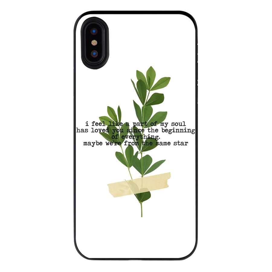 Ốp Lưng Dẻo Dành Cho Iphone X - SP22