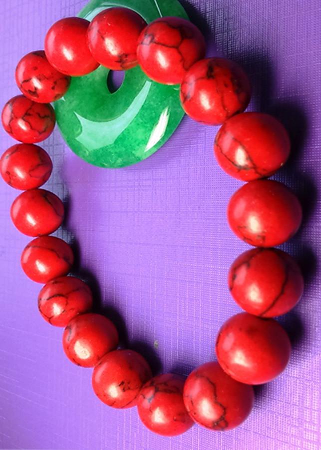 Vòng tay đá san hô đỏ loại 1 + Tặng hộp quà cao cấp - 1030953 , 3527151401748 , 62_6123265 , 198000 , Vong-tay-da-san-ho-do-loai-1-Tang-hop-qua-cao-cap-62_6123265 , tiki.vn , Vòng tay đá san hô đỏ loại 1 + Tặng hộp quà cao cấp