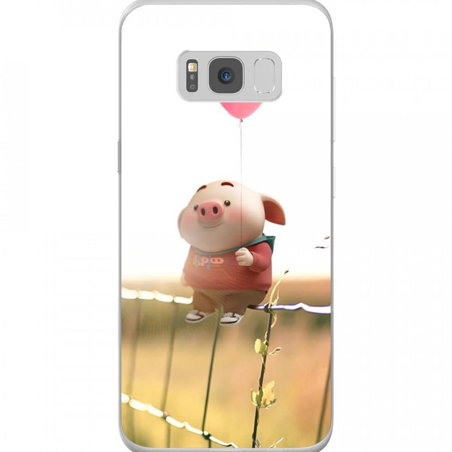 Ốp Lưng Cho Điện Thoại Samsung Galaxy S8 Plus - Mẫu aheocon 90