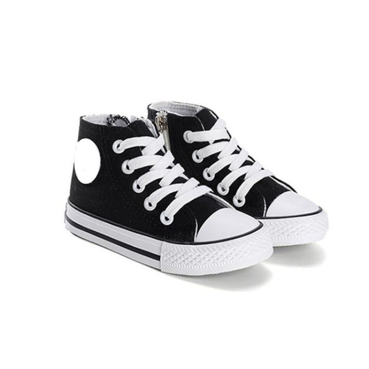 Giày thể thao cho bé trai và bé gái T11 đen - 8103409 , 8746018793856 , 62_16224998 , 280000 , Giay-the-thao-cho-be-trai-va-be-gai-T11-den-62_16224998 , tiki.vn , Giày thể thao cho bé trai và bé gái T11 đen