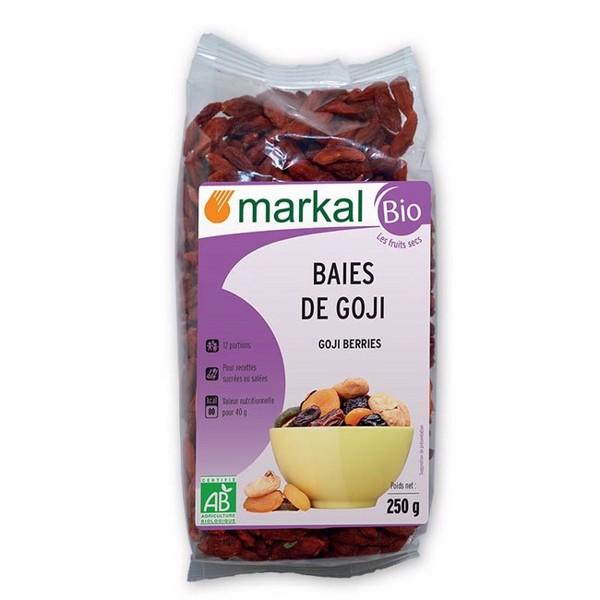 Kỷ tử hữu cơ Markal (Pháp) 250g