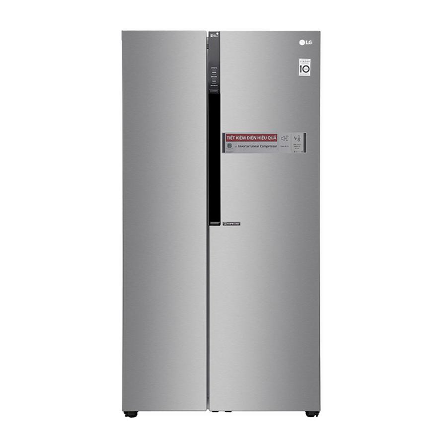 Tủ Lạnh Side By Side Inverter LG GR-B247JDS (613L)