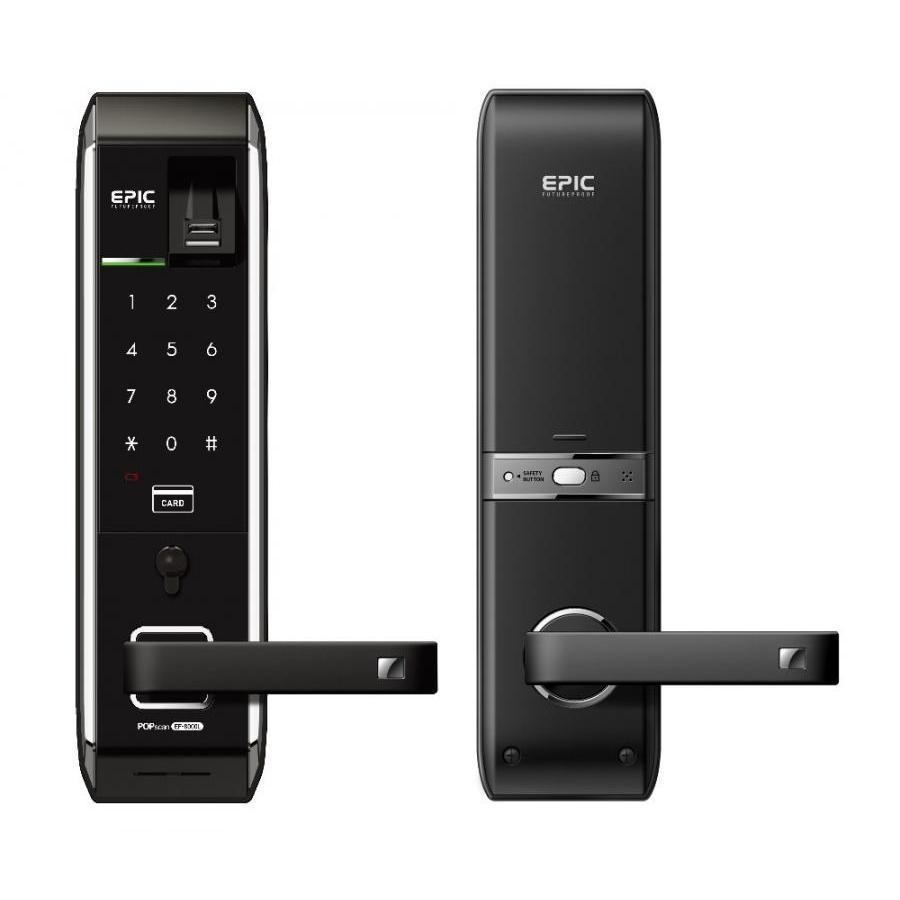 Khóa cửa điện tử EPIC8000L - 991848 , 4097634098530 , 62_2633235 , 7650000 , Khoa-cua-dien-tu-EPIC8000L-62_2633235 , tiki.vn , Khóa cửa điện tử EPIC8000L