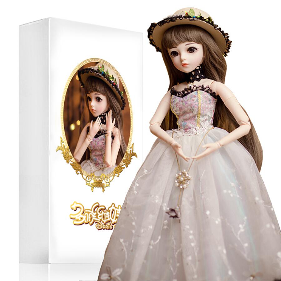 Búp Bê Barbie Doris SD/BJD - 778413 , 8856661186476 , 62_9164097 , 1665000 , Bup-Be-Barbie-Doris-SD-BJD-62_9164097 , tiki.vn , Búp Bê Barbie Doris SD/BJD