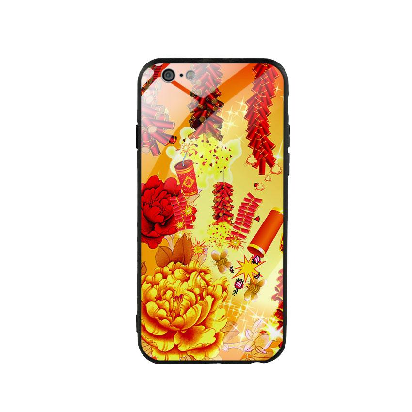 Ốp Lưng Kính Cường Lực cho điện thoại Iphone 6 / 6s - Firework