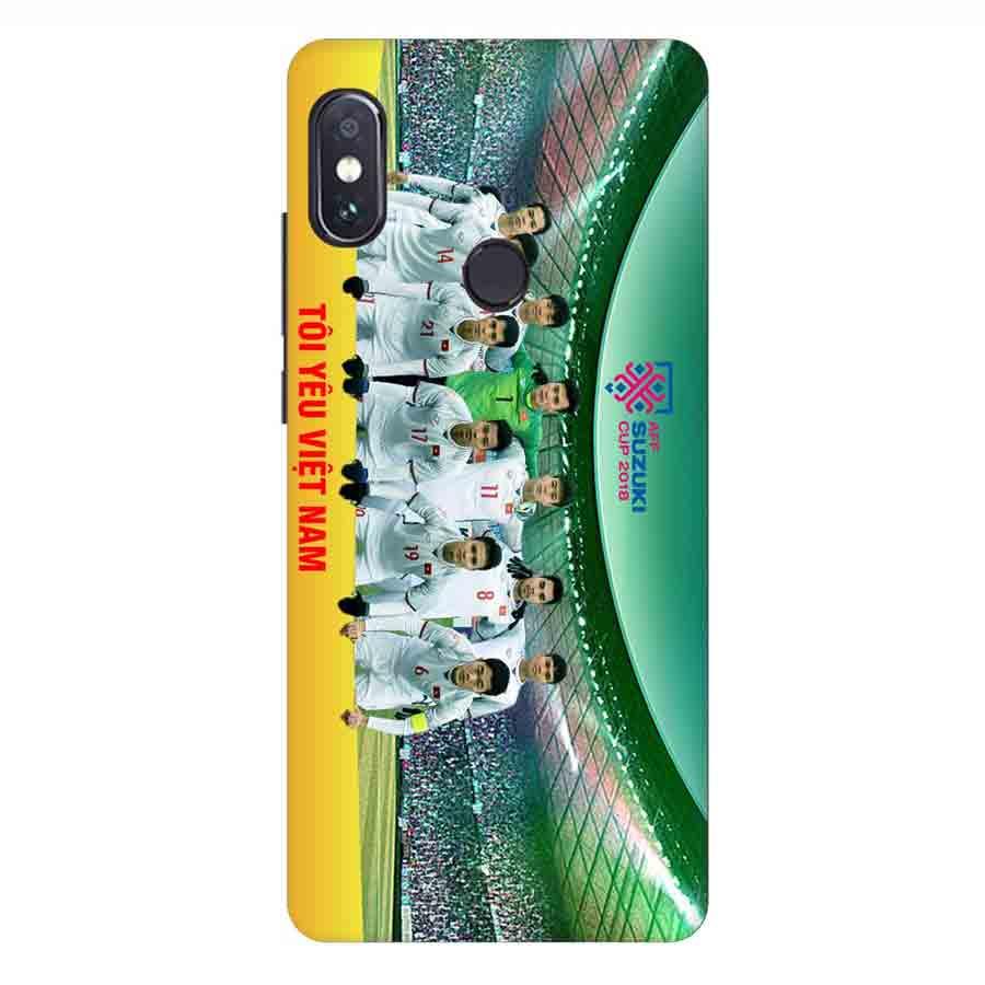 Ốp Lưng Dành Cho Xiaomi Note 5 Pro AFF Cup Đội Tuyển Việt Nam - Mẫu 3