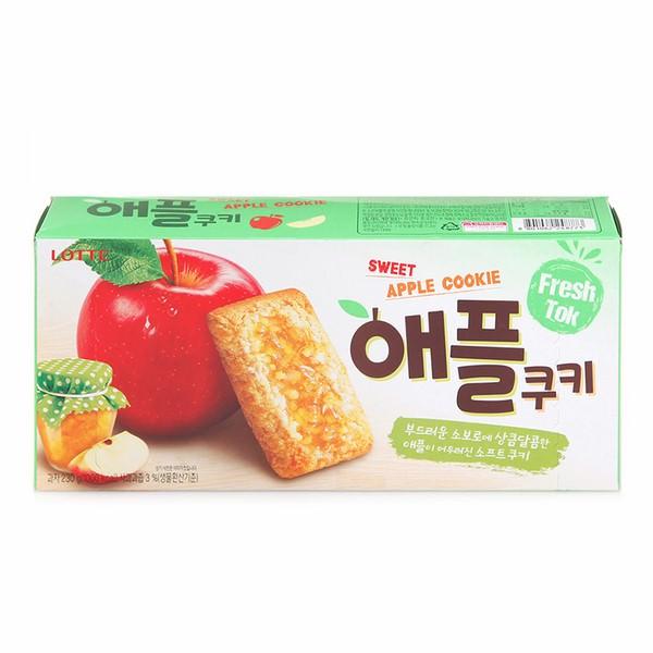 Bánh Cookie Táo Lotte (230g) - 23081457 , 5837859294985 , 62_3672115 , 58000 , Banh-Cookie-Tao-Lotte-230g-62_3672115 , tiki.vn , Bánh Cookie Táo Lotte (230g)