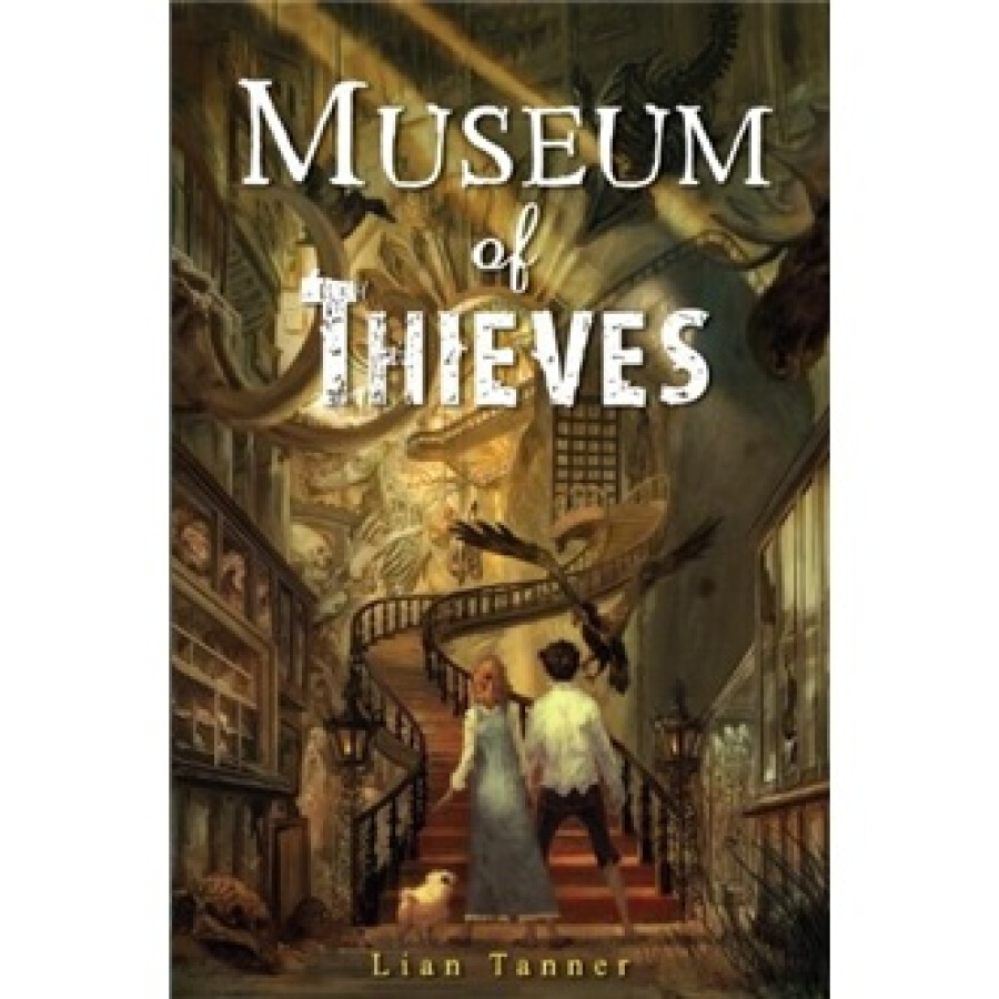 Museum of Thieves - 1226097 , 9760825730506 , 62_5238389 , 1897000 , Museum-of-Thieves-62_5238389 , tiki.vn , Museum of Thieves