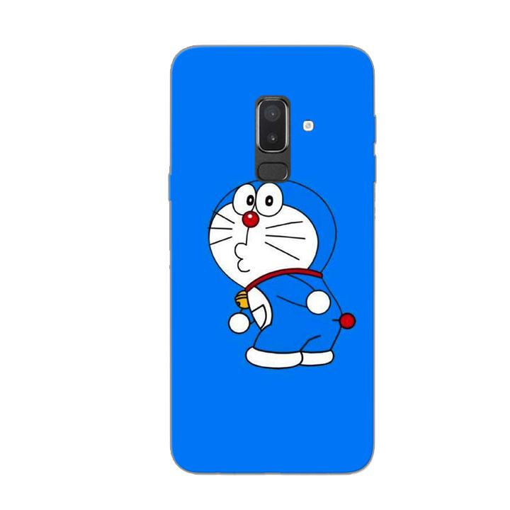 Ốp Lưng Dẻo Cho Điện thoại Samsung Galaxy J8 - Doremon 01