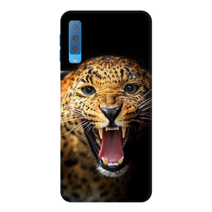 Ốp Lưng Dành Cho Điện Thoại Samsung Galaxy A7 2018 Tiger