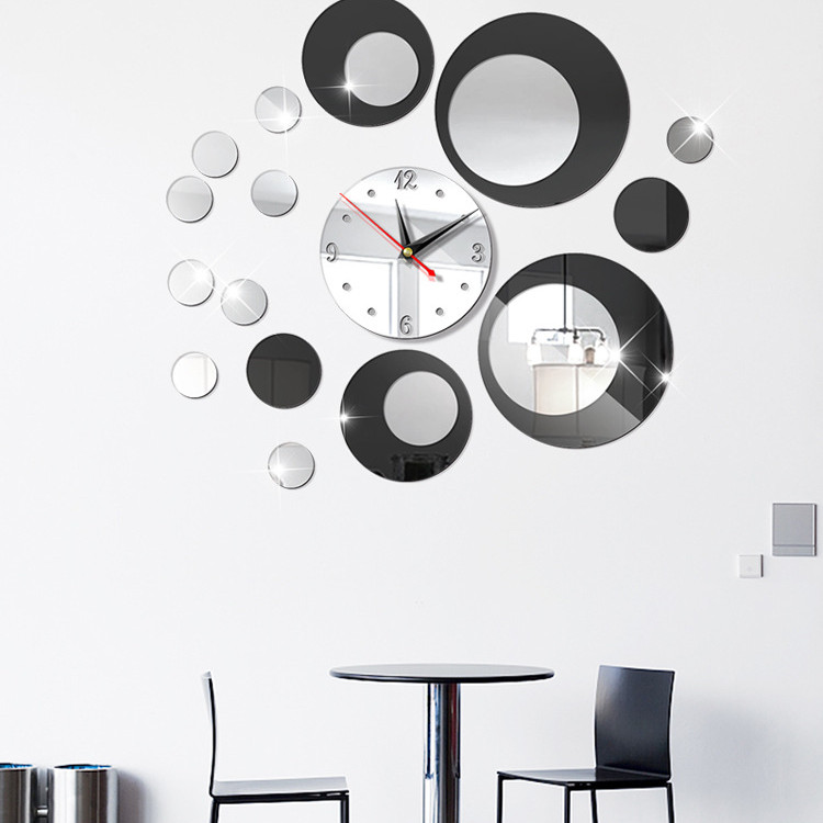 Đồng hồ treo tường 3D tự lắp ráp phong cách Châu Âu hiện đại  DH02 hình tròn - 2202223 , 8371534280421 , 62_14134890 , 400000 , Dong-ho-treo-tuong-3D-tu-lap-rap-phong-cach-Chau-Au-hien-dai-DH02-hinh-tron-62_14134890 , tiki.vn , Đồng hồ treo tường 3D tự lắp ráp phong cách Châu Âu hiện đại  DH02 hình tròn