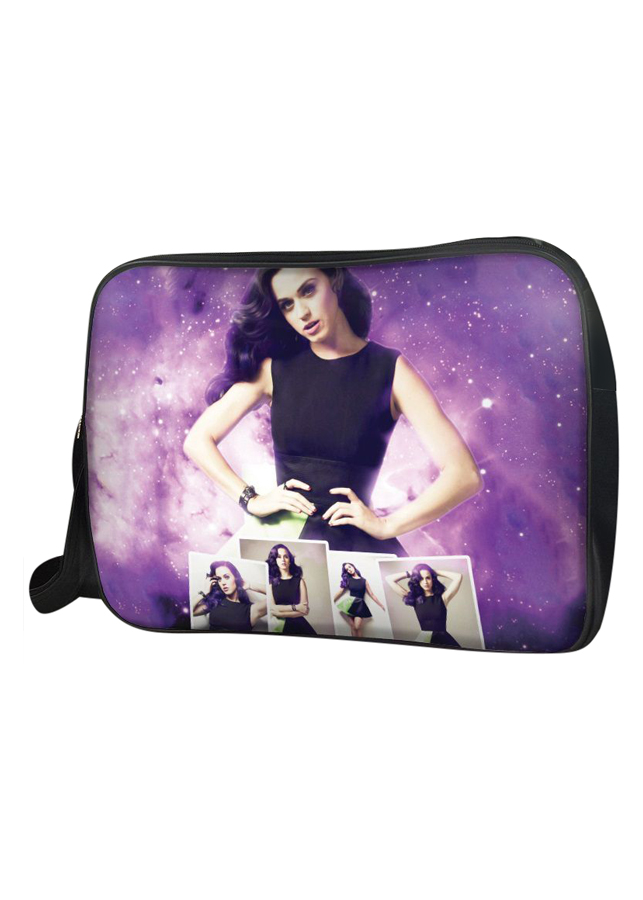 Túi Đeo Chéo Hộp Unisex Katy Perry - Tcup019