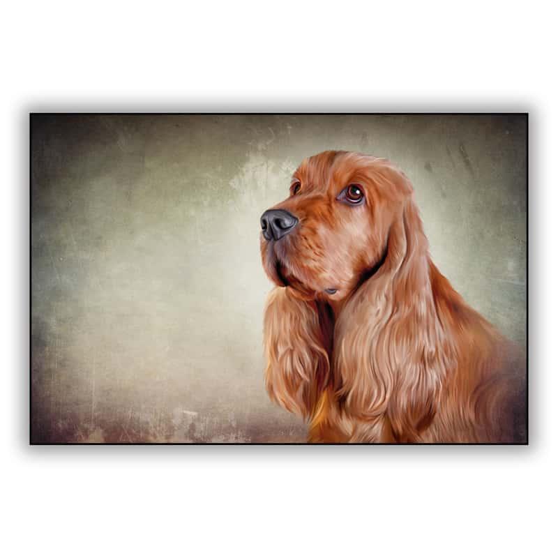 Tranh trang trí in UV Cocker Spaniel Dog wall paintings - 7603033 , 7976011478813 , 62_11816839 , 1749000 , Tranh-trang-tri-in-UV-Cocker-Spaniel-Dog-wall-paintings-62_11816839 , tiki.vn , Tranh trang trí in UV Cocker Spaniel Dog wall paintings