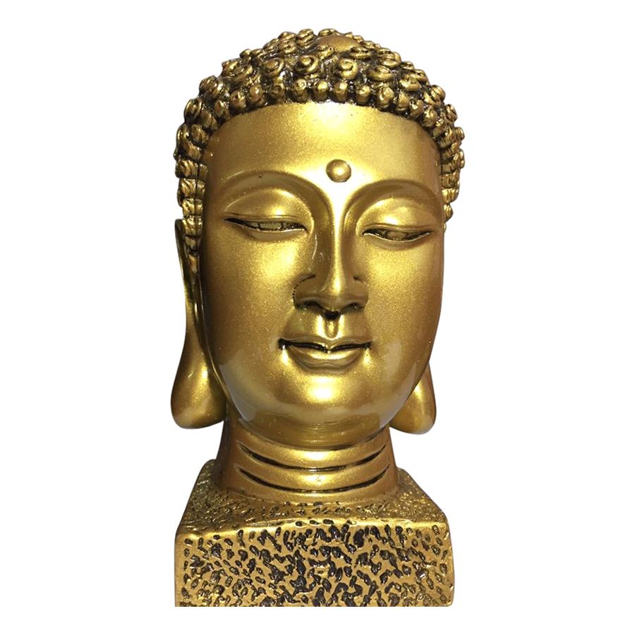 Tượng Trang Trí Đầu Phật P4 - 1443242 , 6177765412646 , 62_7656249 , 288000 , Tuong-Trang-Tri-Dau-Phat-P4-62_7656249 , tiki.vn , Tượng Trang Trí Đầu Phật P4
