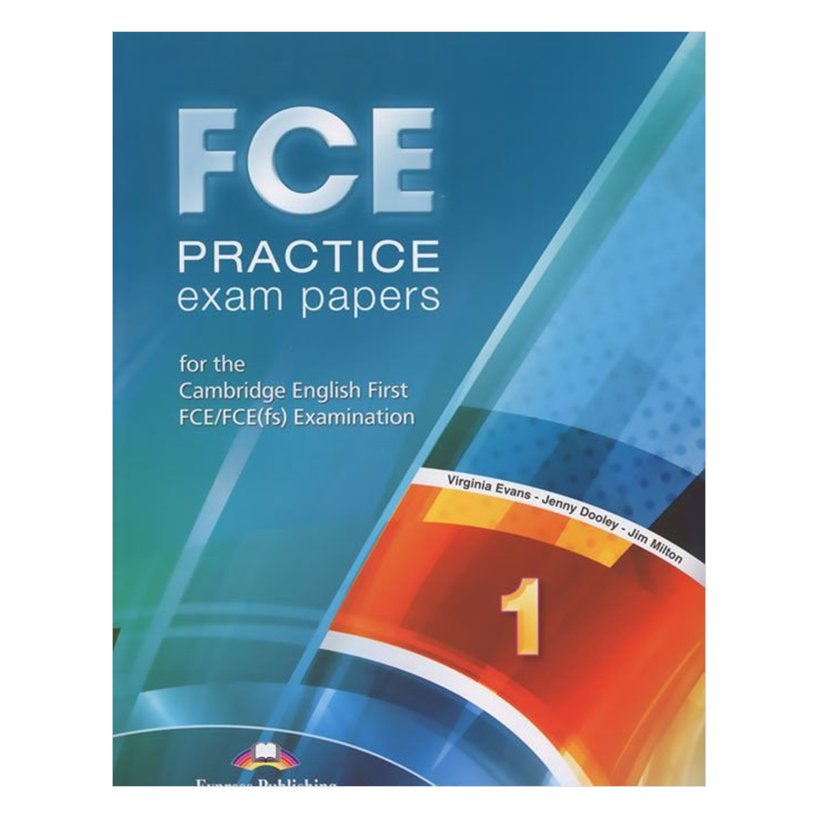 FCE Practice Exam Papers 1 - Student