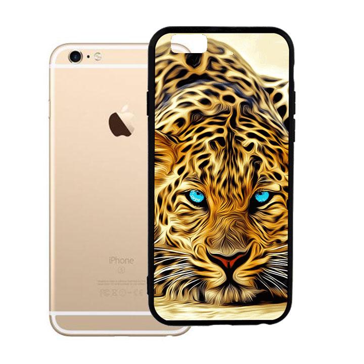 Ốp lưng viền TPU cho Iphone 6 Plus - Báo Đốm