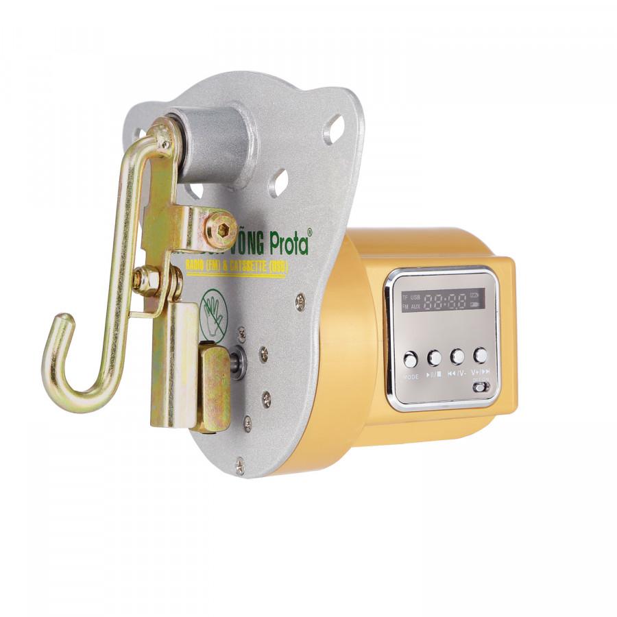 Máy đưa võng có radio FM và máy nghe nhạc USB cao cấp Prota kèm quà tặng bộ làm kem - 1732950 , 2880521802189 , 62_12117847 , 750000 , May-dua-vong-co-radio-FM-va-may-nghe-nhac-USB-cao-cap-Prota-kem-qua-tang-bo-lam-kem-62_12117847 , tiki.vn , Máy đưa võng có radio FM và máy nghe nhạc USB cao cấp Prota kèm quà tặng bộ làm kem