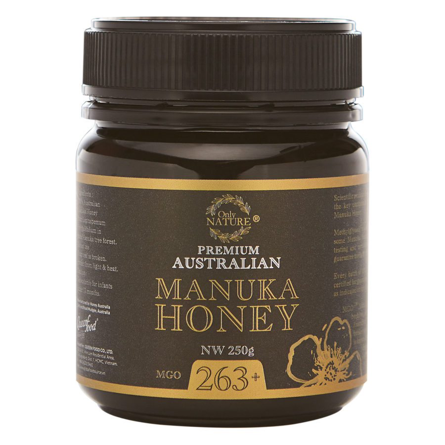 Mật Ong Manuka Ony Nature Queenfood 263+ (250g)