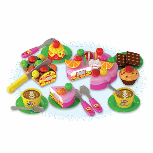 Bộ đồ chơi xếp hình sáng tạo 325 (L10-Vỉ Cắt Bánh Sinh Nhật) - M1644-LR