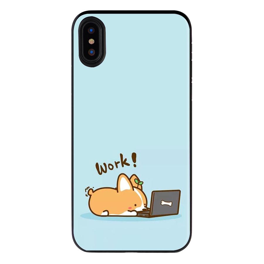 Ốp Lưng Dẻo Dành Cho Iphone X - SP20