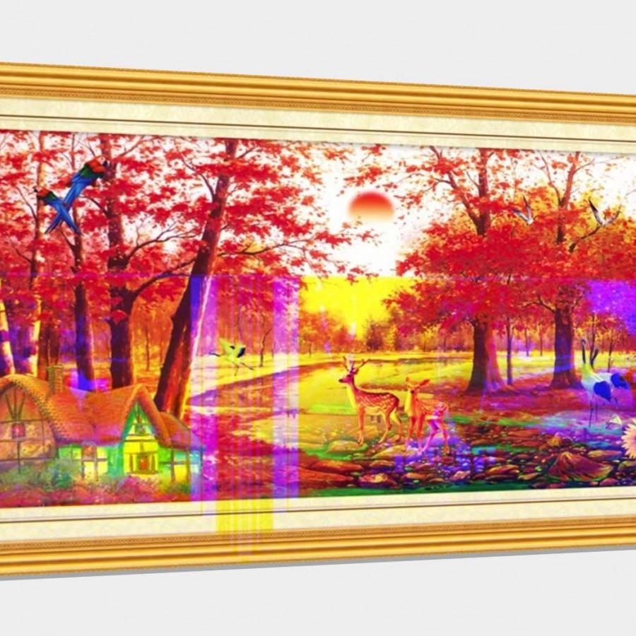 Tranh sơn dầu phong cảnh Châu Âu đặc sắc - tranh gỗ treo tường cao cấp - SD73x - 2155833 , 8222057776475 , 62_13773369 , 650000 , Tranh-son-dau-phong-canh-Chau-Au-dac-sac-tranh-go-treo-tuong-cao-cap-SD73x-62_13773369 , tiki.vn , Tranh sơn dầu phong cảnh Châu Âu đặc sắc - tranh gỗ treo tường cao cấp - SD73x