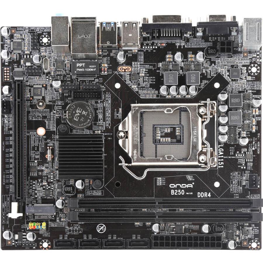 Bo Mạch Chủ ONDA B250C (Intel B250 / LGA 1151)