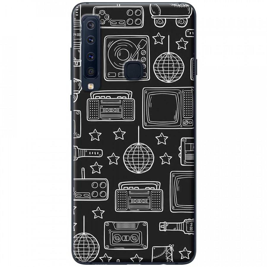 Ốp lưng dành cho Samsung Galaxy A9 (2018) mẫu Đồ điện tử