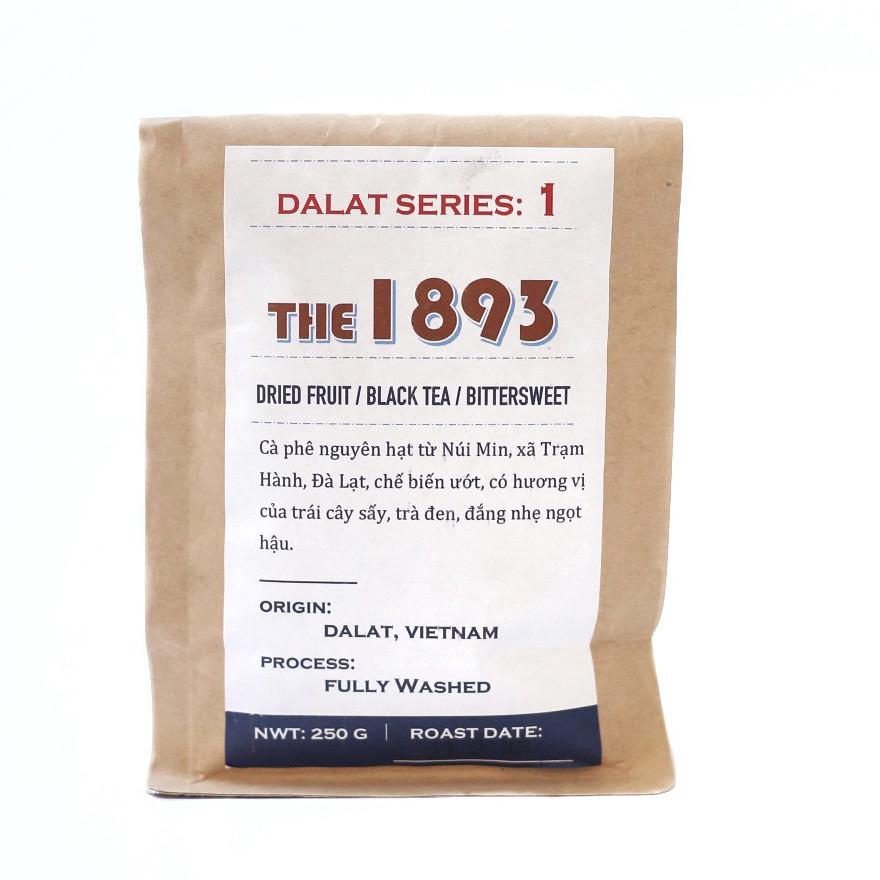 Cà phê nguyên hạt LÀ VIỆT -THE 1893