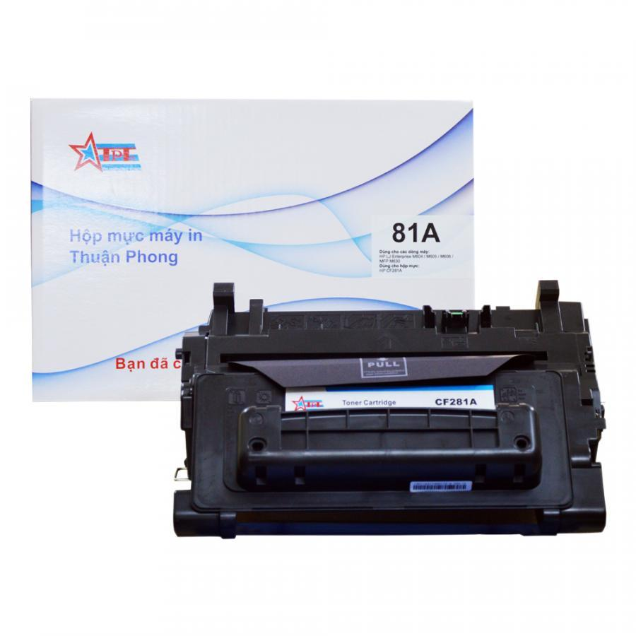 Hộp mực Thuận Phong 81A dùng cho máy in HP LJ MFP M630